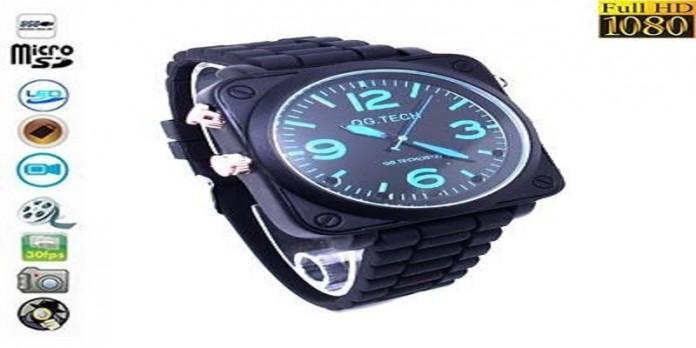 5 tipuri de ceasuri cu camera
