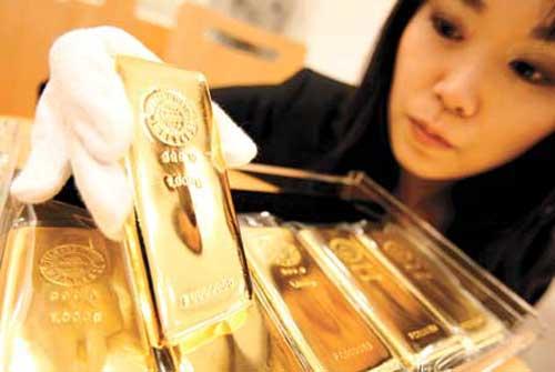 Importanta aurului pentru Chinezi