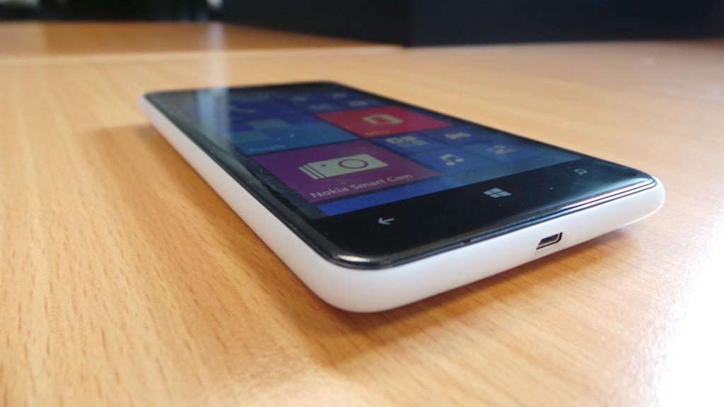 Nokia Lumia 625 – interfata utilizator
