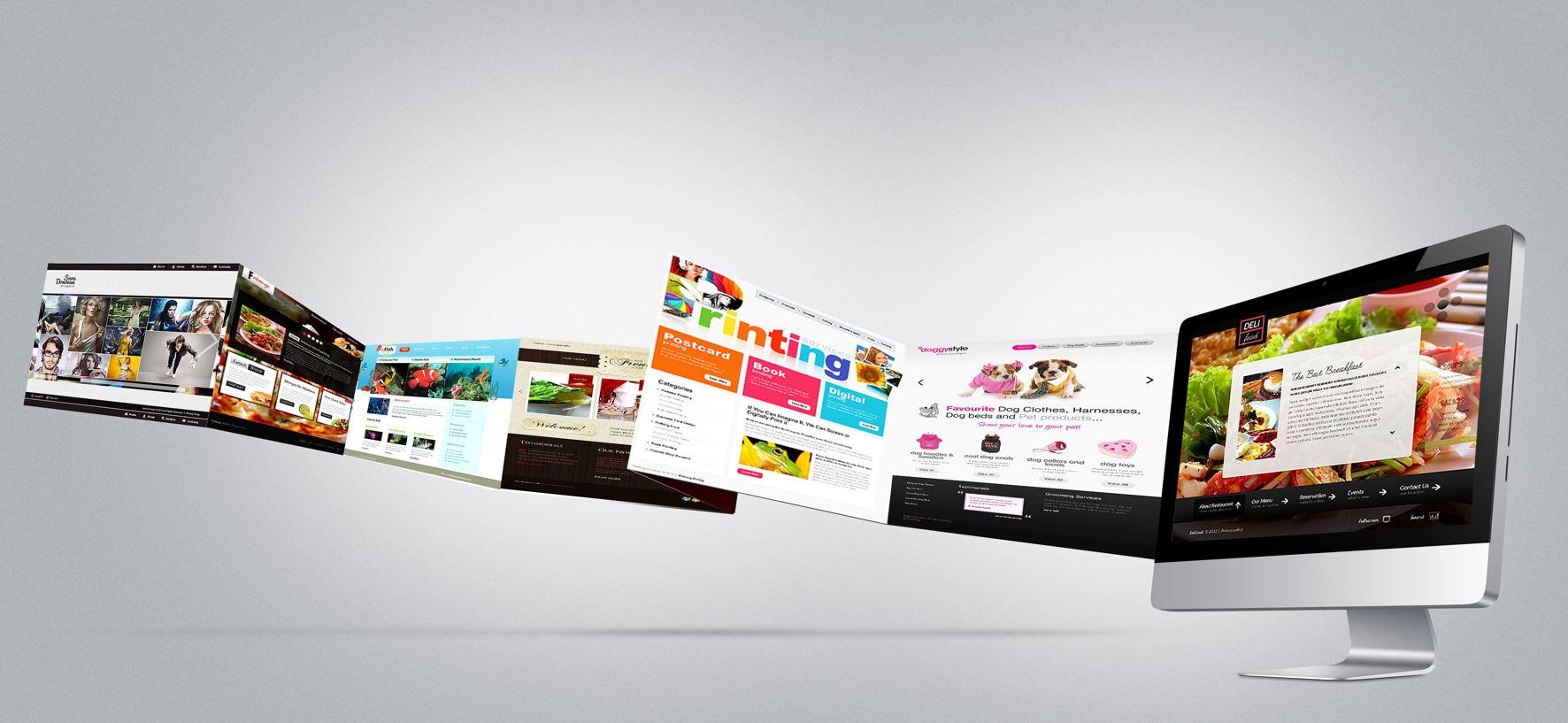 Web design pentru tine si afacerea ta